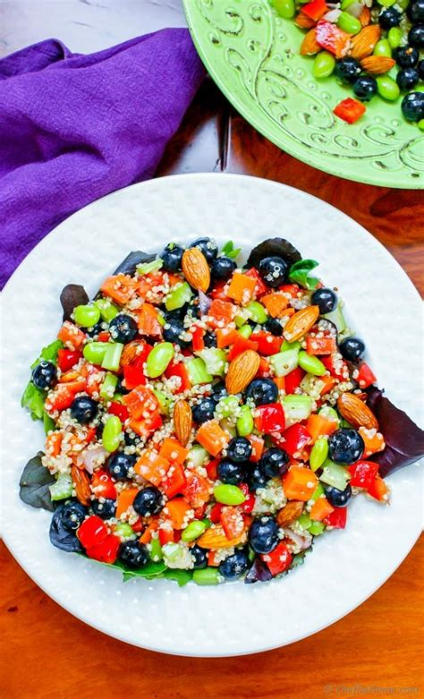 What Is Detox Salad by Quinoa Power Detox Salad Recipe Chefdehome