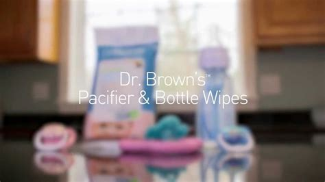 Drbrowns Brown Baby Wipes Tooth And Gum Tissue Basah Bayi dr brown s healthy wipes baby wipes for pacifier bottle nose and tooth gum