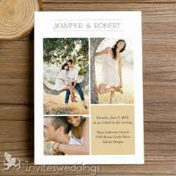 cheap rustic photo wedding invitation kits iwi316 wedding invitations invitesweddings
