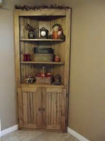 corner cupboard do it yourself home projects from