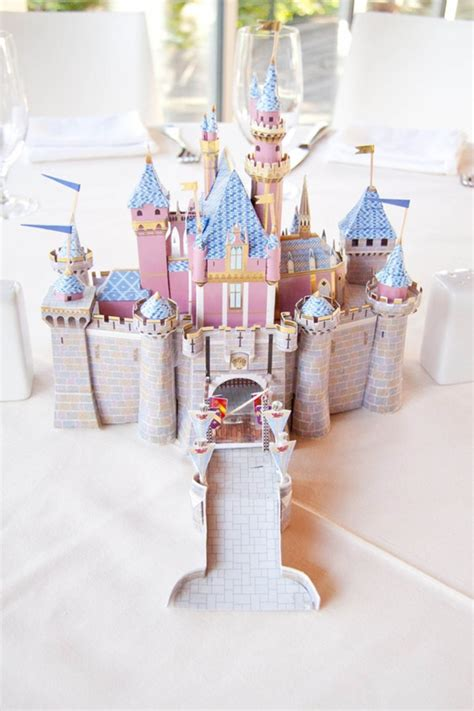wedding tables with a different disney theme on each are amazing metro news