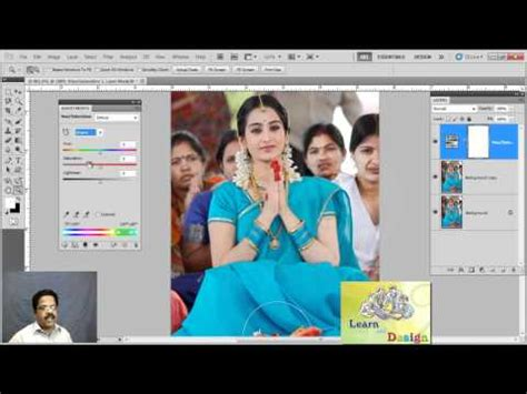 photoshop tutorials cs3 in hindi photoshop beginners tutorial 5 change background in