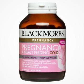 Vitamin Blackmores Pregnancy Vitamin Dha Cho B 224 Bầu Blackmores Pregnancy 60 Vi 234 N Dhp