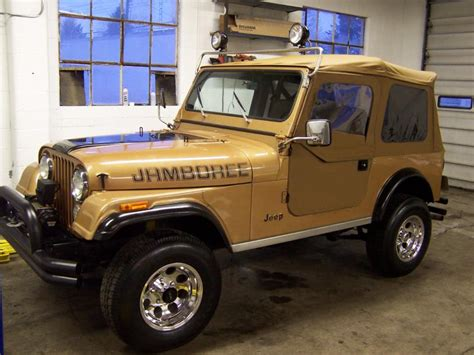Rudy S Classic Jeeps Llc 1982 Automatic Jeep Jamboree In