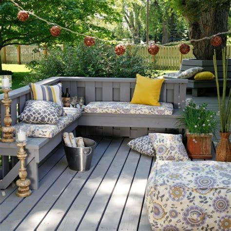 eckbank terrasse balkon eckbank ein tolles m 246 belst 252 ck archzine net