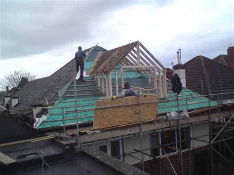 Building A Dormer Dormer Construction Mc Building Services Bristol For All