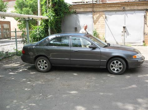 all car manuals free 1984 mazda 626 electronic toll collection 2002 mazda 626 pictures 2 0l gasoline ff automatic for sale