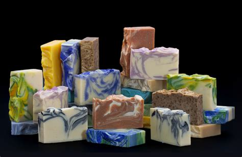 Handcrafted Soaps - shea butter handmade soap smell the soap