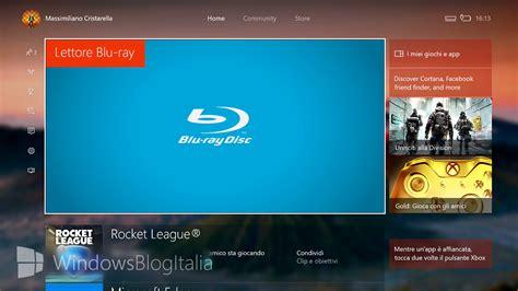 xbox one nuovo aggiornamento per i membri programma arrivano le prime app universali su xbox one