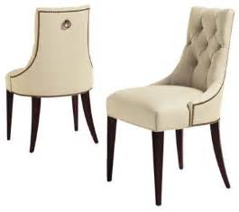 Dining Chair Seats Pheasant Dining Chair Transitional Dining Chairs Other Metro By Baker Furniture