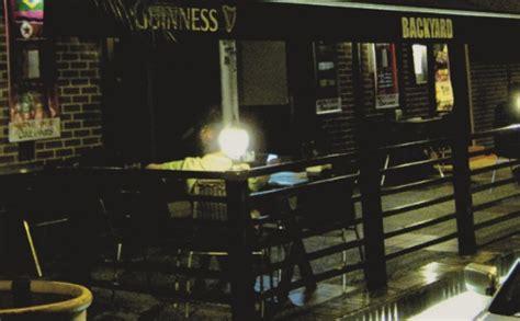 backyard pub grill food drink expatriate lifestyle