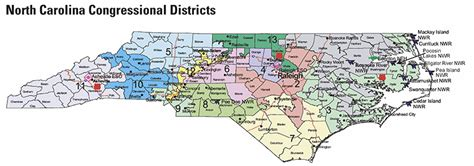 carolina 2nd congressional district map congressional districts ncpedia