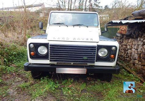 suv 4x4 land rover defender for sale on clicpublic be