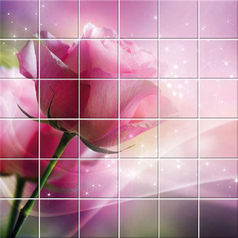 adesivi decorativi per piastrelle adesivi follia adesivo per piastrelle fiori