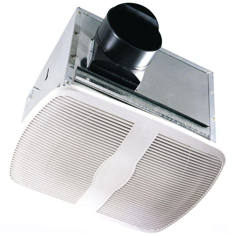90 cfm bathroom exhaust fan broan 90 cfm room to room exhaust fan 512 the home depot