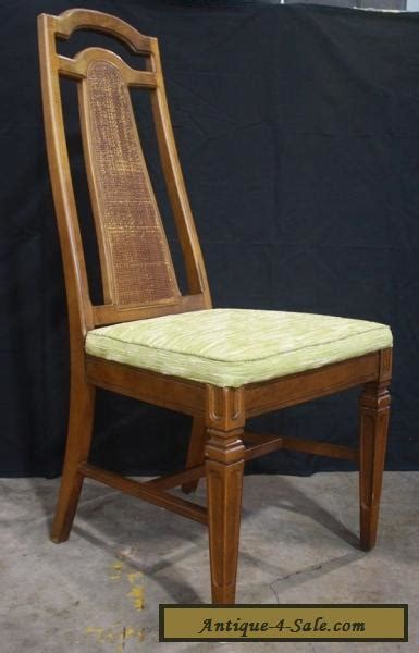 High Back Dining Chairs For Sale Set Of 3 Maple Wood Mid Century High Back Dining Side Chairs For Sale In United States