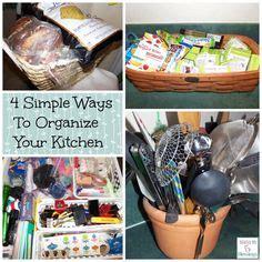 ways to organize your kitchen organization cleaning on pinterest 195 pins