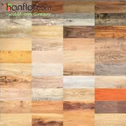 Pvc Wood Flooring Hanflor Pvc Floor 3mm Anti Scratch 9 48 Semi Matt