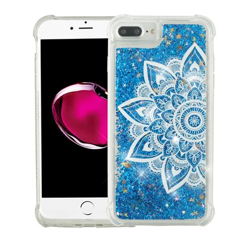 0 iphone 8 plus iphone 8 plus by insten luxury glitter liquid floating sparkle bling fashion