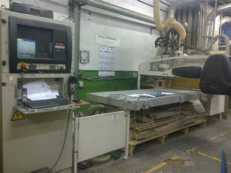 scm record 130 wood cnc machining centre exapro