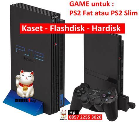 Hardisk Ps3 Bandung rihils jual kaset playstation 2 lengkap
