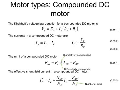 100 compound dc motor wiring diagram swinburne test