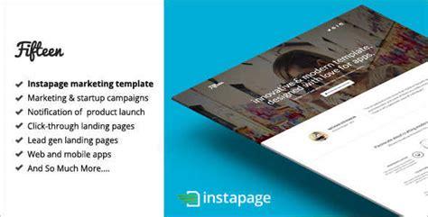 13 Marketing Instapage Templates Free Website Themes Free Instapage Templates
