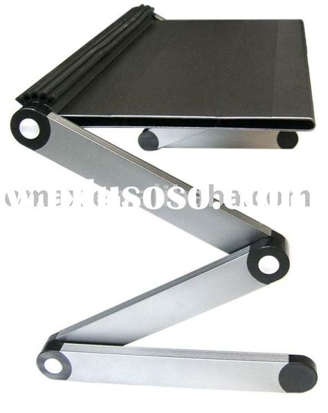 Foldable notebook computer table notebook pc table laptop computer