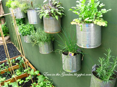 ewa in the garden 10 beautiful ideas for herb garden 10 easy diy vertical garden ideas