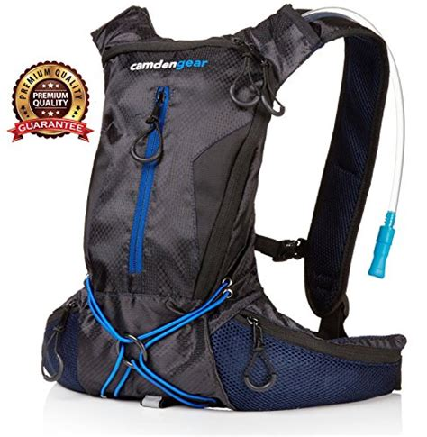 60 oz hydration pack hydration pack by camden gear running hiking backpack