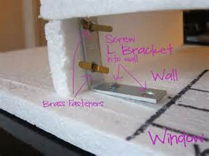 How To Make A Window Valance With Foam Board 25 Best Ideas About Window Valance Box On Pinterest Box