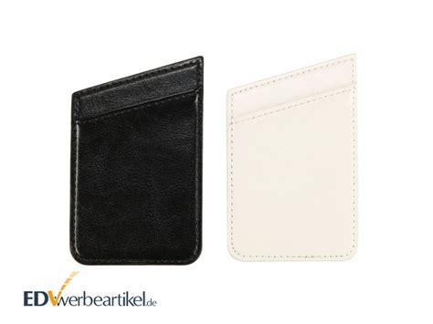 handy kreditkartenhalter smartphone kartenhalter mit logo f 252 r visitenkarten