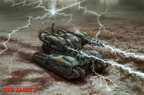 Tesla Tank Some Command And Conqure Tanks Need In Gmod