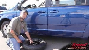 dodge grand caravan 2008 spare tire location get free