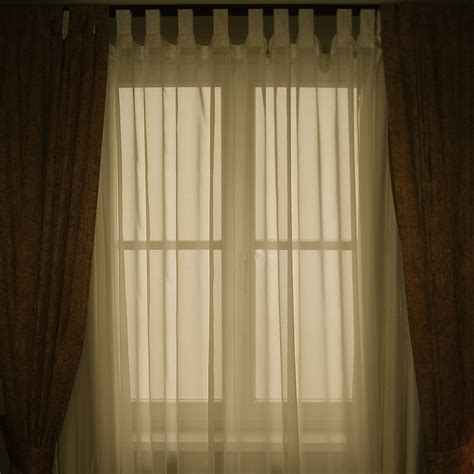 curtains for a picture window file window with transluscent curtains jpg wikipedia