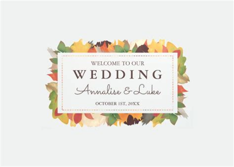 Wedding Banner Template by Comfortable Wedding Banner Templates Images Resume Ideas