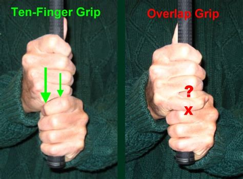 baseball grip golf swing leecommotion the right side swing