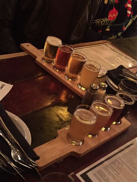 the six chow house beer flight includes a beer that s 22 yelp