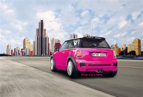pink car collection