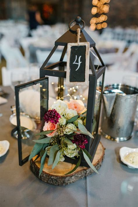 rustic wedding lantern ideas     big day