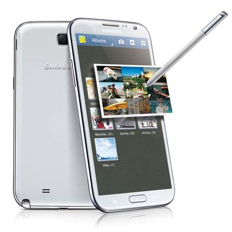 new samsung galaxy note ii n7100 unlocked phone marble