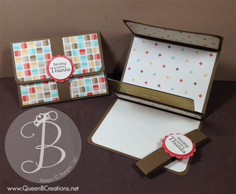 Thank You Gift Card Holders - thank you gift card holder queen b creations