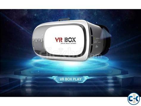 Termurah Vr Box 2 Remote Bluetooth vr box 2 0 version 2 bluetooth wireless remote controller clickbd