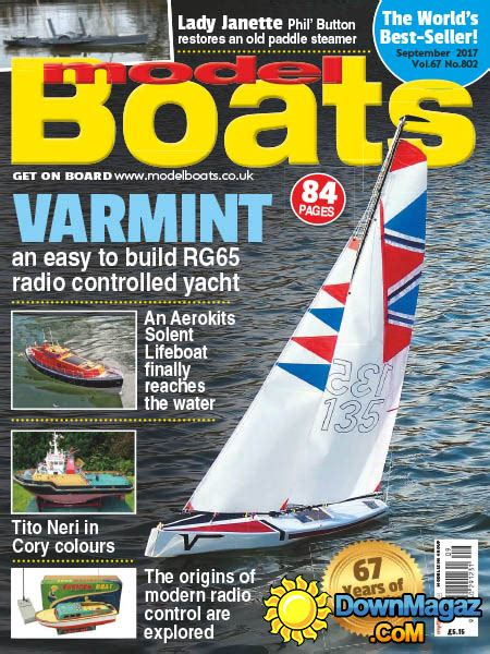 model boat magazine download model boats 09 2017 187 download pdf magazines magazines