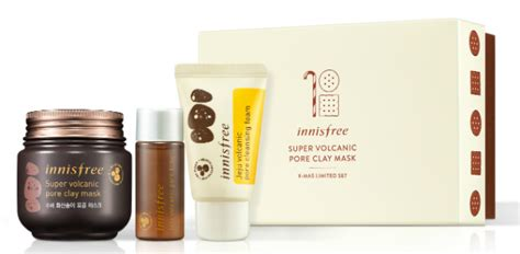 Innisfree Volcanic Pore Clay Mask In Jar 10g 10 best value gifts 30 world