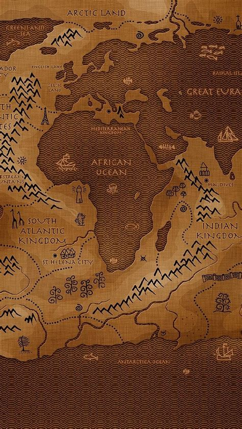 Map Wallpaper My - iphone wallpaper world map in sepia my hd wallpapers