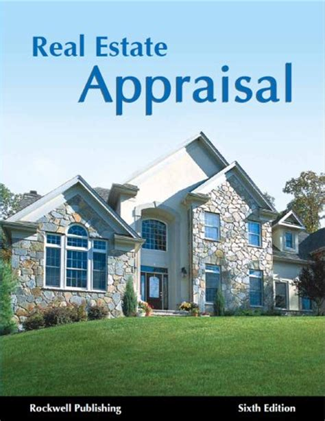 real estate appraisal 6th edition 9781939259196