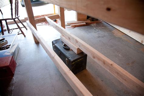 leather working bench a workbench for every craft mr lentz leather goods