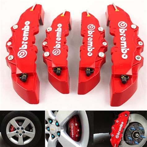 Brake Disc Piringan Rem Brembo Toyota Yaris E G J 2005 Sd 2013 brembo brake caliper covers are a cheap way to spice up your car autoevolution