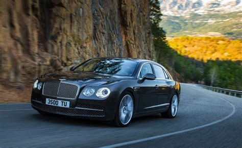 bentley sedan bentley flying spur fastest most powerful bentley sedan